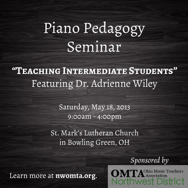 2013-OhioMTA-NW-District-Ped-Seminar